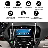 YEE PIN 2013-2018 Cadillac ATS Cadillac SRX 8 Inch CUE Infotainment Interface Screen Protective Glass
