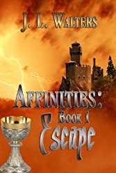 Escape (Affinities Book 1 - Young Adult Fantasy)