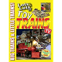 Lots & Lots of Toy Trains DVD Volume 1 - Big and Little Model Railroads