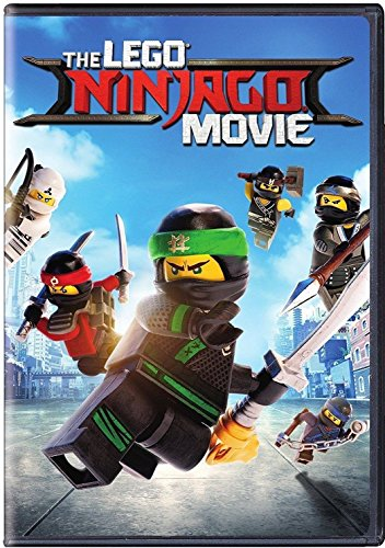 The LEGO Ninjago Movie (DVD 2017) Action, Adventure CapitalUSA