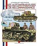 Les Automitrailleuses de Reconnaissance, Francois Vauvillier, 2915239673