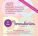 img - for Formas Assessment, Evaluation, and Programming System for Infants and Children (AEPS ), Second Edition, CD-ROM book / textbook / text book