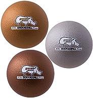 Champion Sports Champion Rhino Skin Metallic Dodgeball Set Of