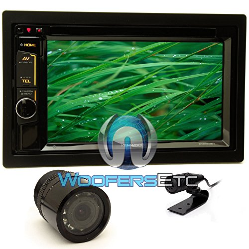 pkg Kenwood DDX23BT 2-DIN 6.2