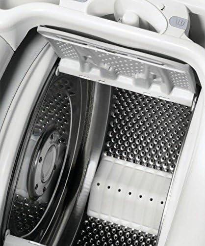 sparsamer Waschautomat mit Mengenautomatik AEG L51260TL Waschmaschine Toplader Energieklasse A+++ wei/ß // Waschmaschine mit 6 kg ProTex Trommel 150 kWh//Jahr automatische Waschmitteldosierung
