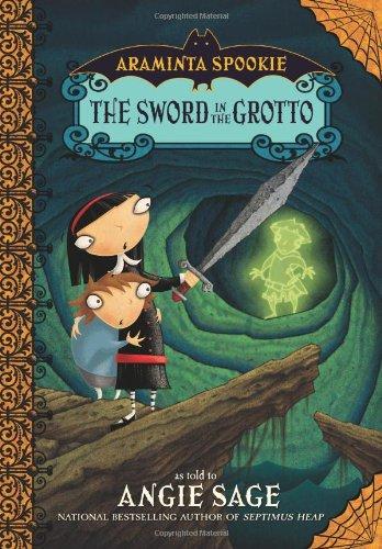 Araminta Spook Book Series border=