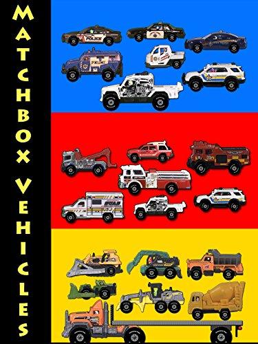 matchbox-vehicles