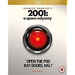 2001 a Space Odyssey [Blu-ray]