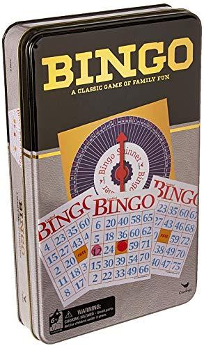GAME Bingo in a Tin Nostalgic - Tin Nostalgic