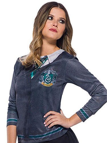 Rubie's Costume Co Harry Potter Costume Top, Slytherin, Small ()