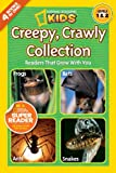 National Geographic Readers: Creepy Crawly Collection, National Geographic Editors, 1426311974