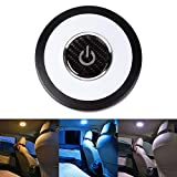 Trunk Lights - LED Wall Light Pack for Room Bedroom Bathroom RV Ceiling Dome Map Trunk Lights Lamps Flashlight Warm White Ice Blue Cars Interior Trailer Camper Wireless Charge Movable Bright 12V 1Year Warranty【1797】