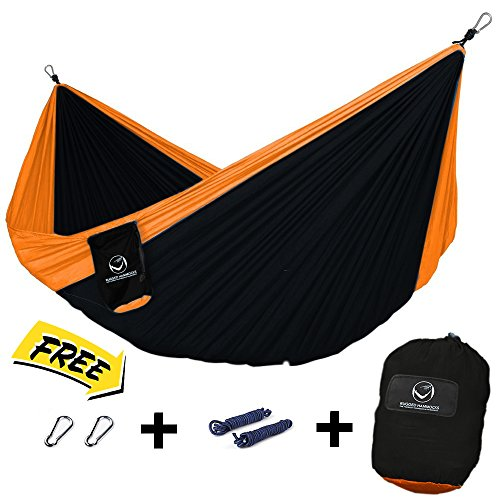 camping hammock by rugged hammocks   the best ultralight hammock for backpacking camping and outfitters hammock straps carabiners and bag included   camping hammock by rugged hammocks   the best ultralight hammock      rh   hikestore org