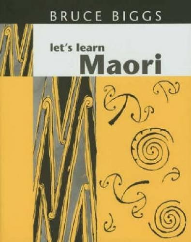 Let's Learn Maori Paperback – February 1, 1998