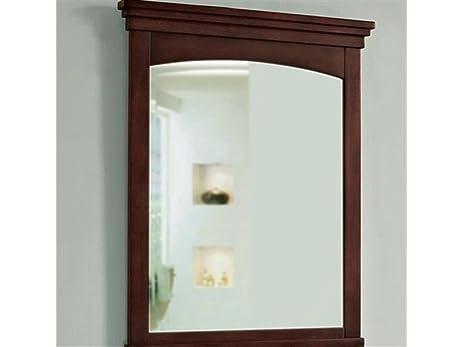 amazon com fairmont designs 1513 m28 shaker americana 28 mirror