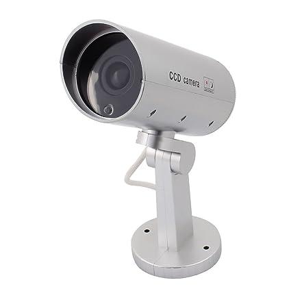 sourcing map Detector de movimiento de la cámara con pilas del sensor de vigilancia del hogar