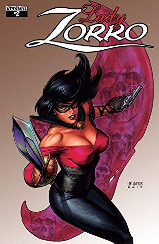 - Lady Zorro #2 (of 4): Digital Exclusive Edition