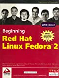 img - for Beginning Red Hat Linux Fedora 2 book / textbook / text book