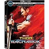 Thor Ragnarok Exclusive 4k Ultrahd Blu-ray Steelbook Includes Blu Ray & Digital
