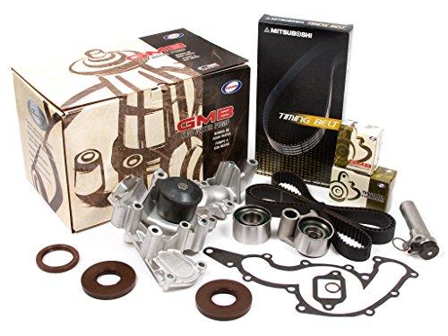 (Evergreen TBK298MHWP Fits 98-07 Toyota Lexus 4.0L 4.7L V8 2UZFE Timing Belt Kit GMB Water Pump)