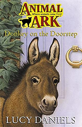 book cover of Donkey On The Doorstep