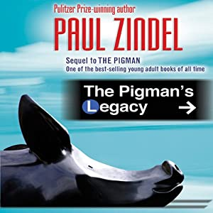 The Pigman's Legacy Audiobook
