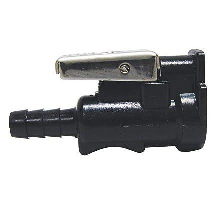 Moeller Marine Fuel Line Engine Barb Conncector (Yamaha, 5/16
