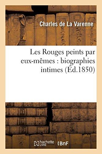 Les Mes Rouges [Pdf/ePub] eBook
