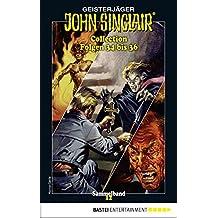 John Sinclair Collection 12 - Horror-Serie: Folgen 34 bis 36 in einem Sammelband (John Sinclair Classics Collection) (German Edition)