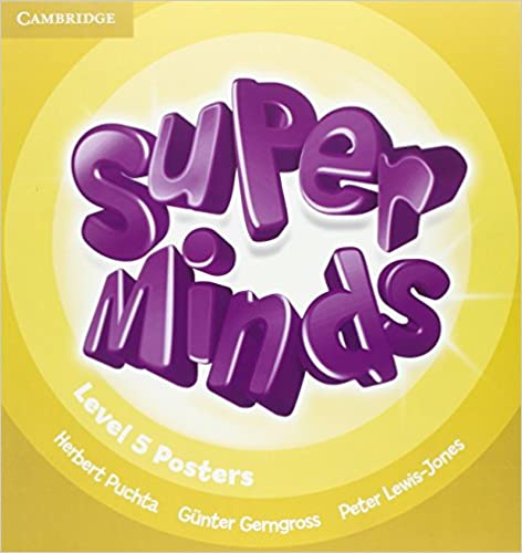 Super Minds Level 5 Posters (10)