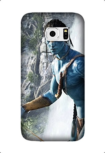 Top Ultra Thin Avatar Movie TPU Soft Case Cover Skin For Samsung Galaxy S6 Edge Plus/S6 Edge+ Design By [Ashley Thompson]