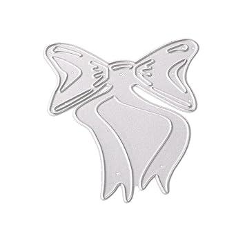 covermason DIY, diseño de pulpo/jirafa/delfín/Flores de corte muere molde para casa decoración de la pared álbum de fotos Scrapbook Handcraft many sizes I: ...