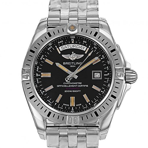 Breitling Galactic 44 automatic-self-wind mens Watch A45320B9/BD42-375A (Certified Pre-owned)