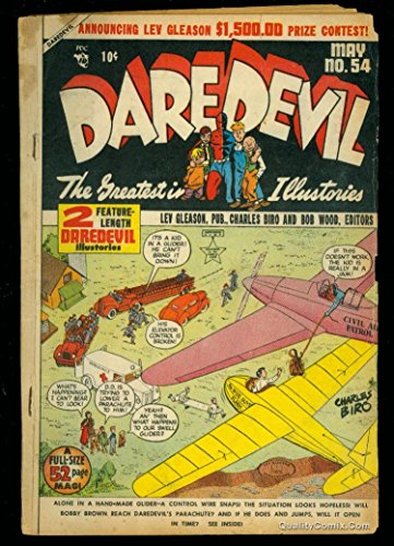 Daredevil Comics #54 GD 2.0
