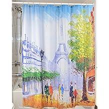 Bath Curtain Paris