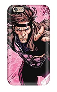 Fashion Case case Gambit X Men / Fashionable case cover fCPLeJXUoPl For Iphone 6 plus
