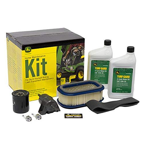 Photo John Deere 445 Lawnmower Home Maintenance Kit - LG180