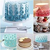 TFCFL 42 pcs Cake Decorating Tools Kit, Baking