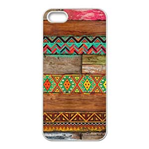 Colorful Wood Texture Hard Popular Case for Iphone 5,5S, Hot Sale Colorful Wood Texture Hard Case