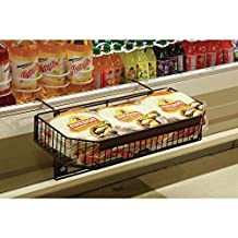 Freezer Baskets Hold Numerous Items At One Time