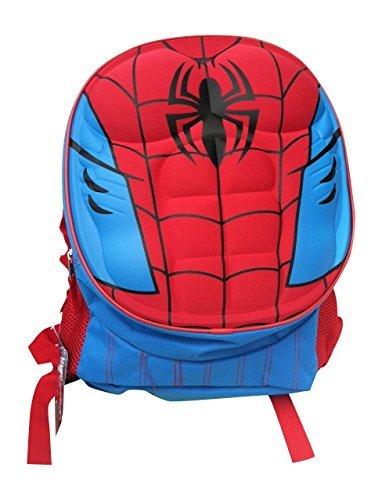 Marvel Ultimate Spider-Man Molded Chest Backpack