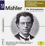 Die 10 Symphonien Orchesterlieder