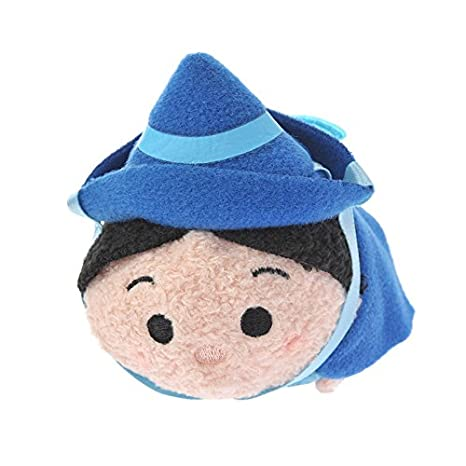 Disney Store stuffed Merryweather mini (S) Sleeping Beauty TSUM TSUM Japan Import