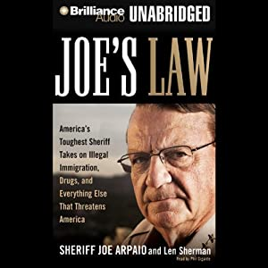 Joe's Law Audiobook