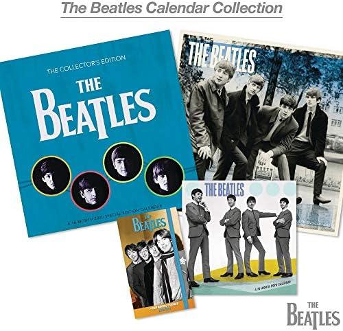 2020 The Beatles Wandkalender (DDD5262820)