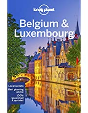 Lonely Planet Belgium & Luxembourg 7 7th Ed.: 7th Edition