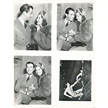 ROBERT TAYLOR/BARBARA STANWYCK/8X10 PHOTO FROM ORIGINAL NEG. CC399