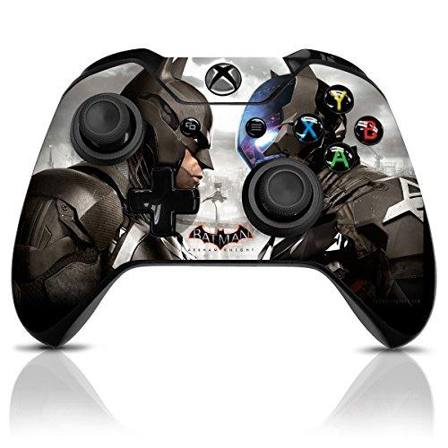 Controller Gear Wb Batman Arkham Knight Faceoff   Official Xbox One Controller Skin   Decals Officially Licensed By Xbox   Controller Gear   Xbox One
