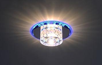 ILQ K9 Kristall Led Deckenleuchte Strahler, Moderne Mini ...