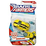 Transformers Animated Deluxe Action Figure - Autobot Bumblebee